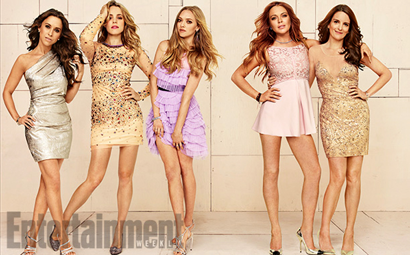 Mean Girls' Cast Reunite and Spill Secrets, 10 Years Later | KQED