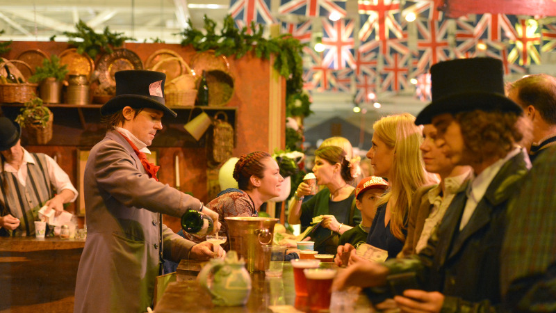 Yorkshire Pudding For 2 >> The Great Dickens Holiday Fair: How to Make the Most of ...