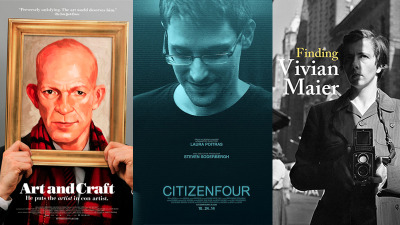citizenfour oscars documentaries