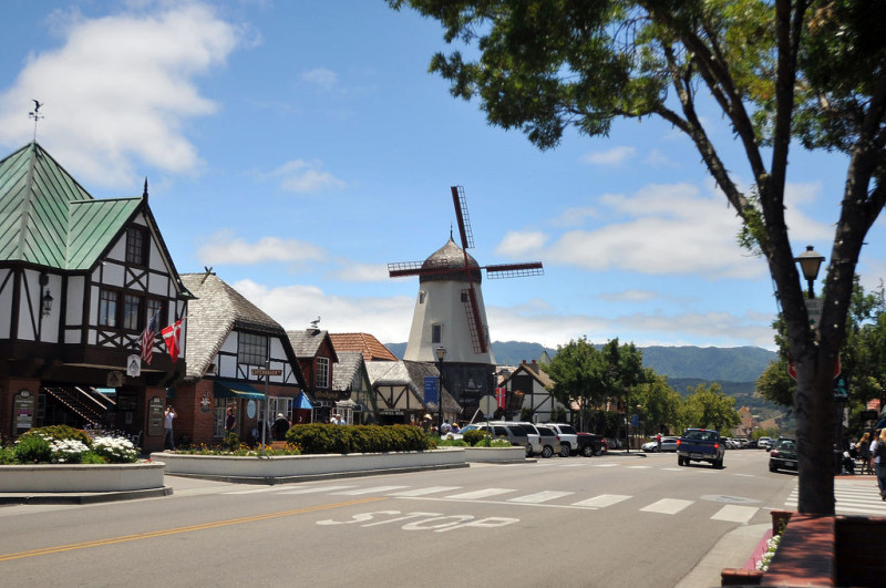 Solvang. Photo: Wiki Commons