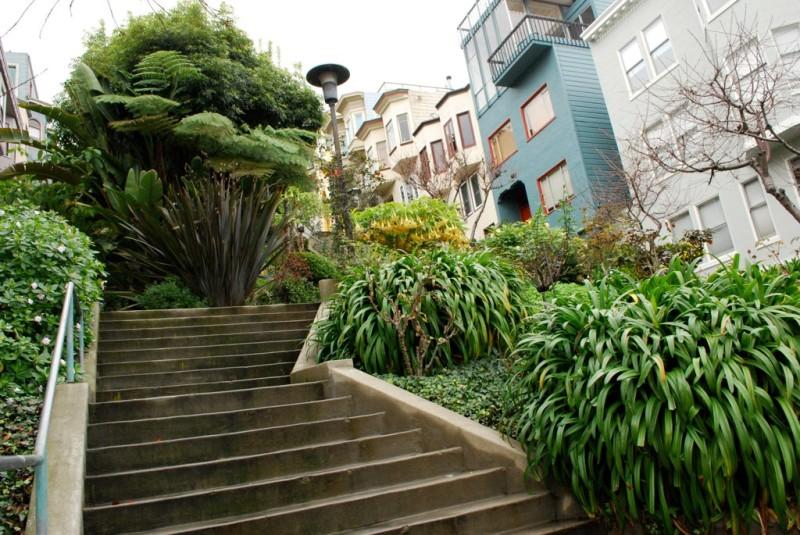 staircase san francisco