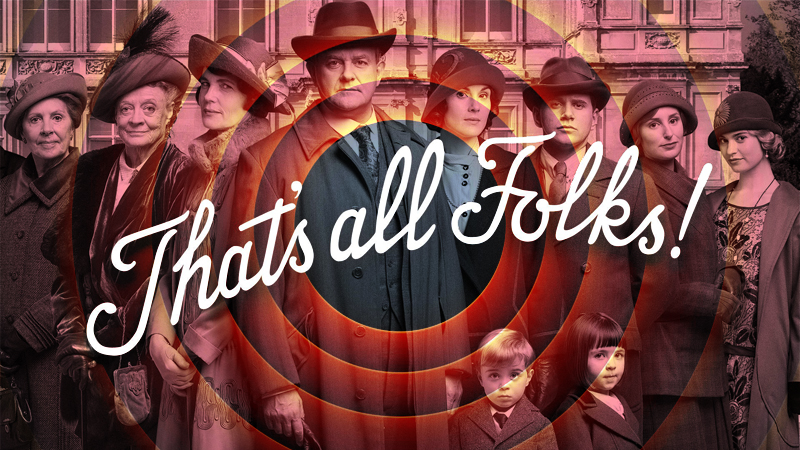 Image result for downton abbey the end