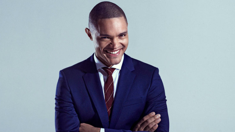 Get To Know Your New 'Daily Show' Host, South African Comedian Trevor Noah!