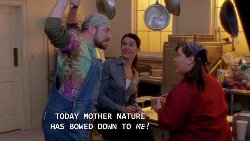 jackson sookie gilmore girls