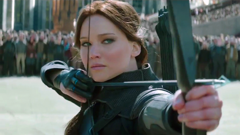 A Live Blog of the Hunger Games: Mockingjay Part 2 Trailer