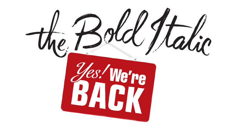 The Bold Italic Rises from the Dead, Planning a Comeback