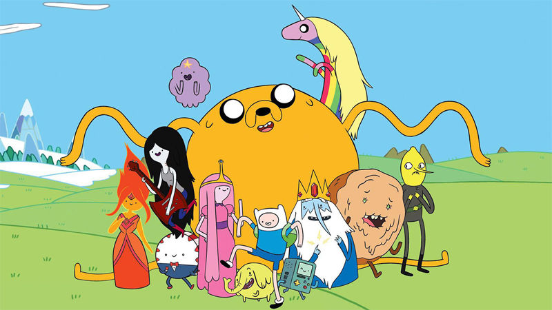 Why Shows Like 'Adventure Time' Are Better Than What We Loved As Kids