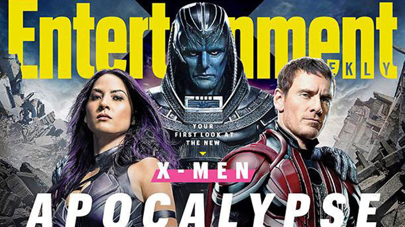 Let's Wildly Speculate about the First Photos from 'X-Men: Apocalypse'