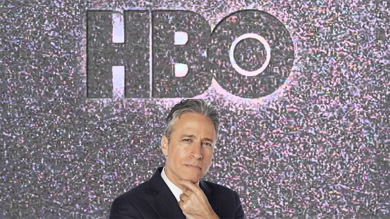 Jon Stewart Staging a Comeback with HBO's Help