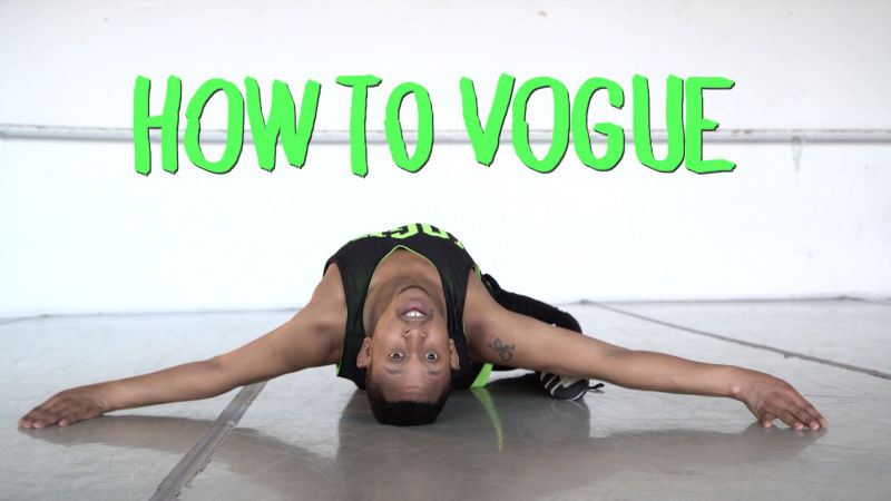 Learn Vogue 101 With SF Master Jocquese Whitfield