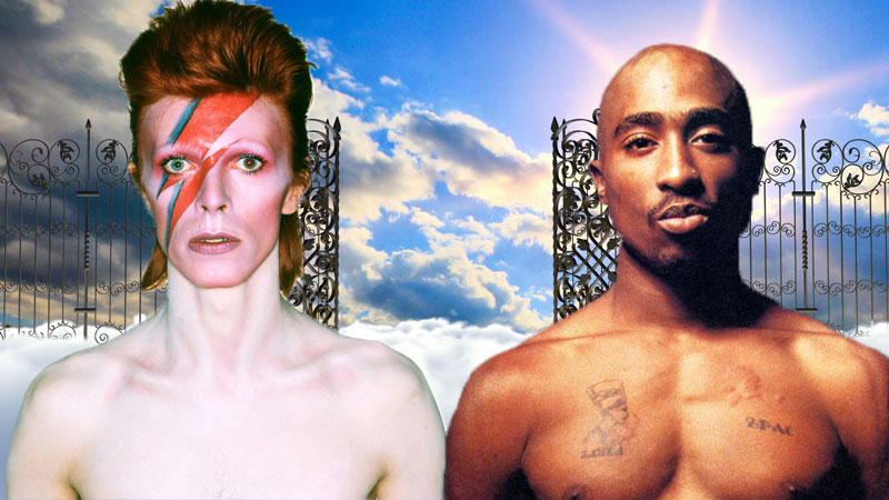 Will David Bowie Join Tupac in Life After Death?
