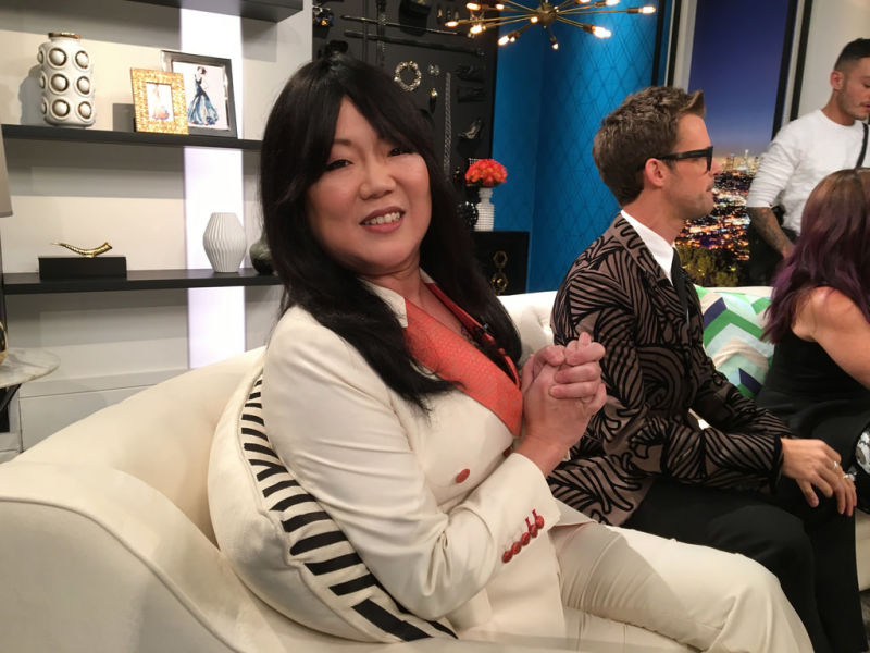 Margaret Cho on Fashion Police.
