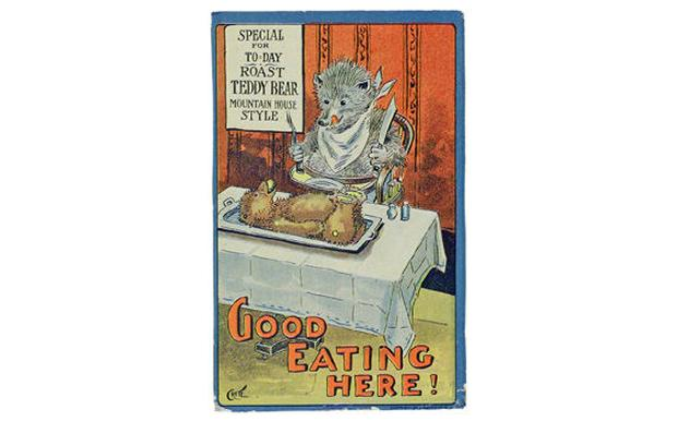 billy possum poster