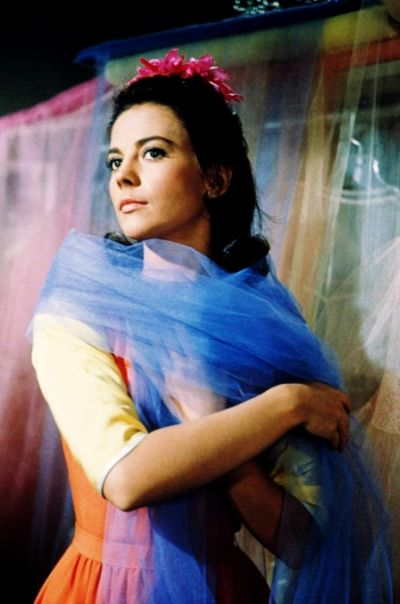Natalie Wood in 'West Side Story.'