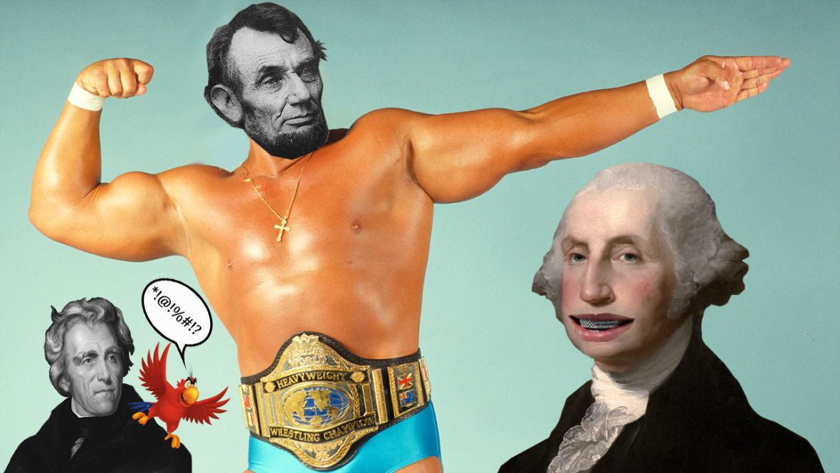 ad839d50a Weird Facts You Never Knew about the U.S. Presidents | KQED Pop | KQED Arts