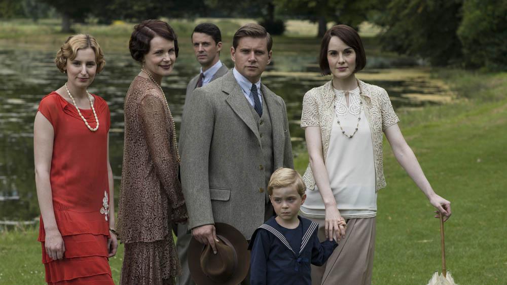 Downton Abbey' Series Finale Recap: Shake It Off | KQED Pop | KQED ...
