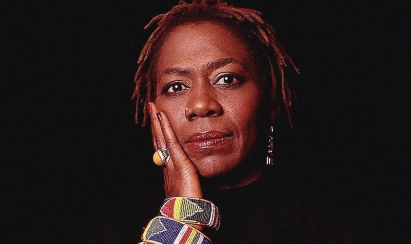 Afeni Shakur, who died May 2 in Sausalito.