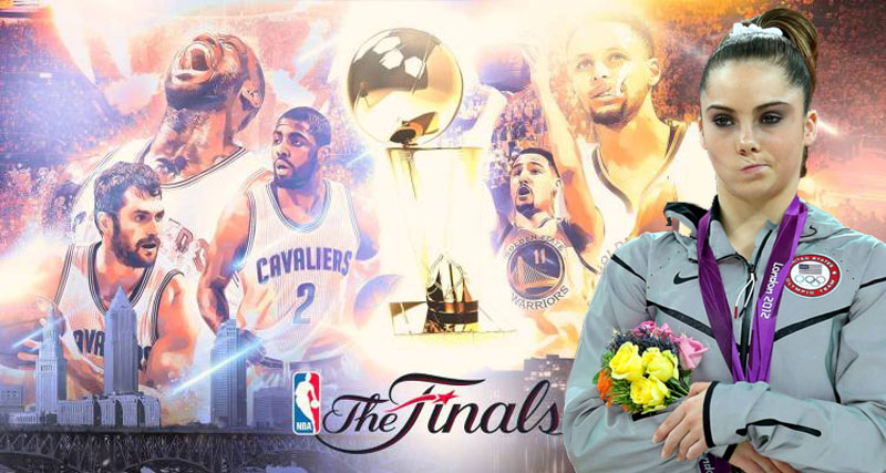 A Reluctant Sports Fan's Guide to the 2017 NBA Finals