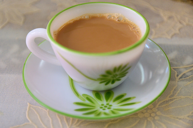 A delicious cup of tea that will almost certainly go down a treat. Image: Flickr Creative Commons