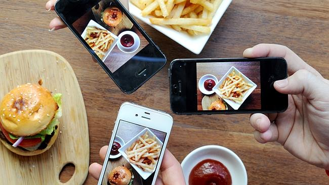 Note: delicious fries, which may or may not be better than sex, can also be Instagrammed without the threat of widespread shame.