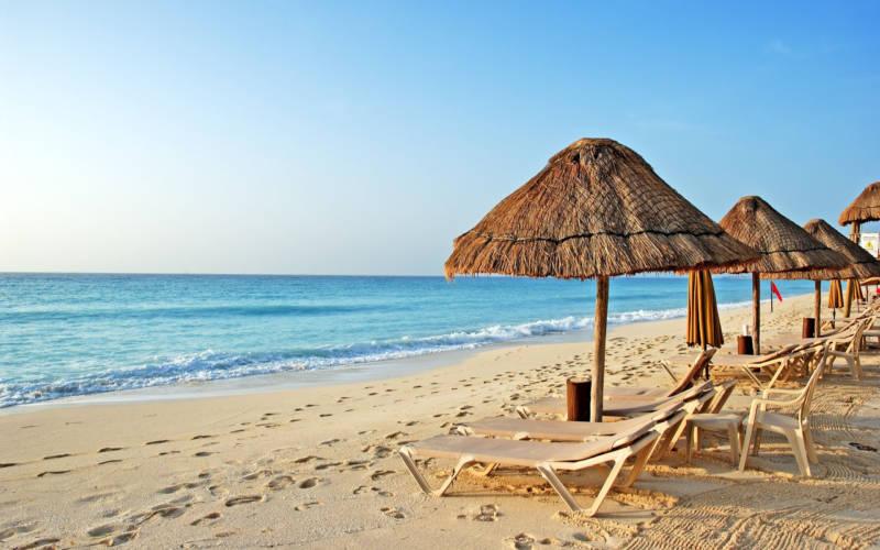 """Dear Millennials, this is called a """"beach."""""""