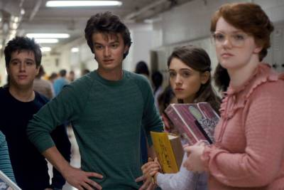 High school is a cruel place in Stranger Things
