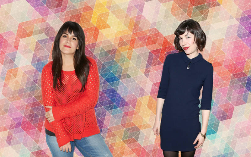 All the Things Abbi Jacobson Revealed to Carrie Brownstein Last Night