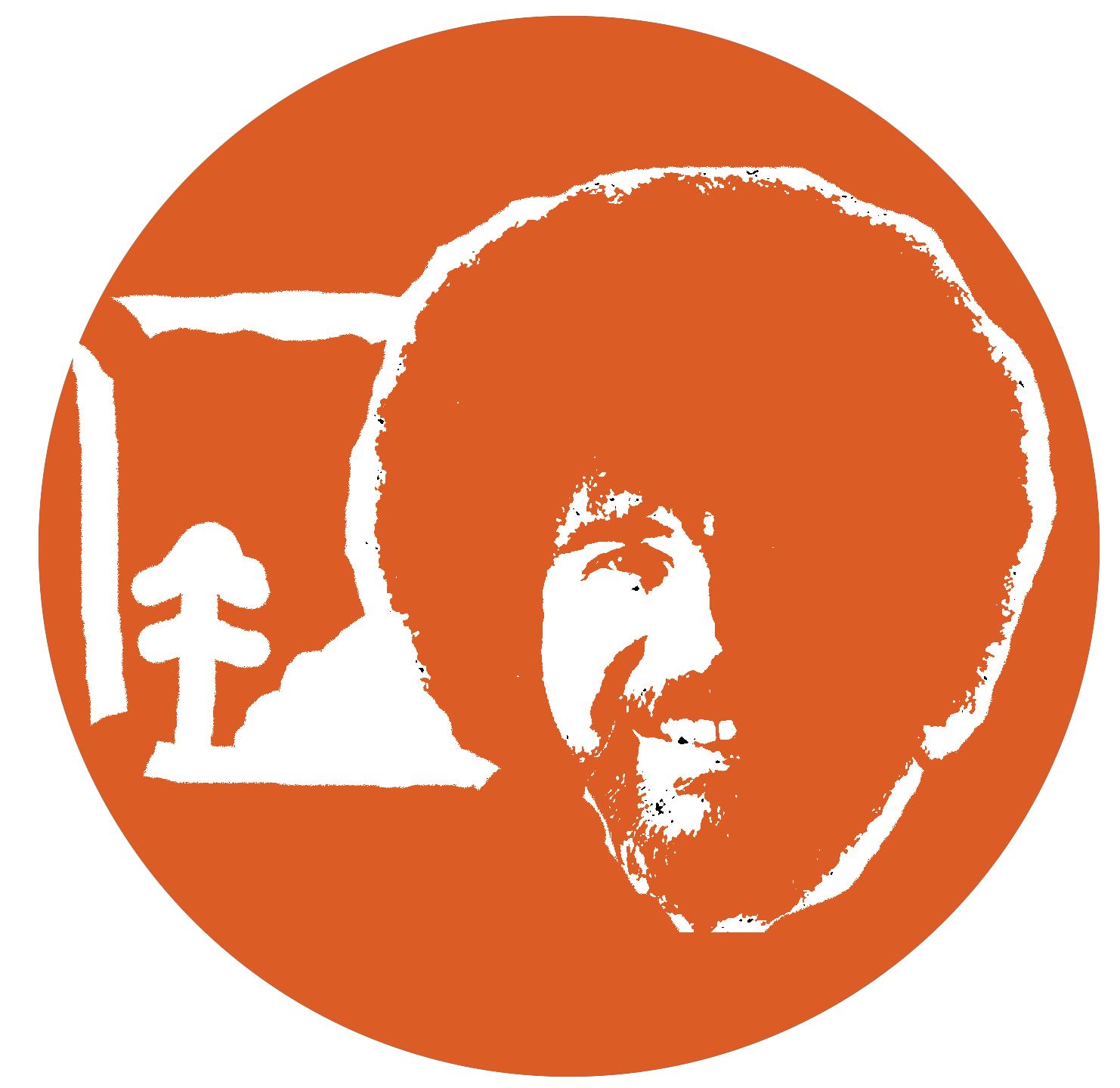 bob-ross-pumpkin
