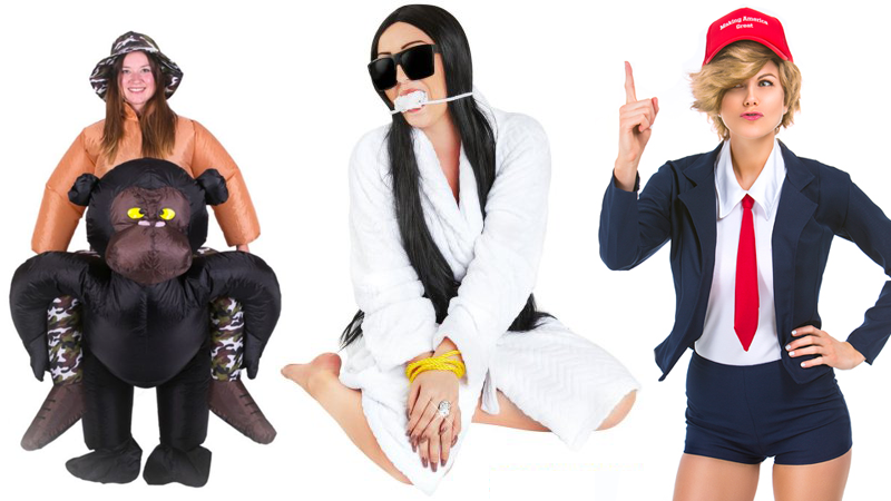 Sexy Harambe? The Most Popular (and Problematic) Costumes of 2016 ...