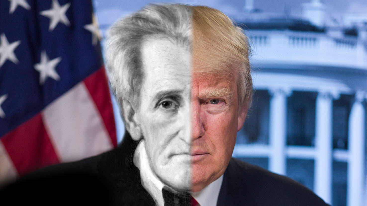 president jackson In audio posted on monday, president trump said andrew jackson, the seventh  president of the united states, was really angry about what.