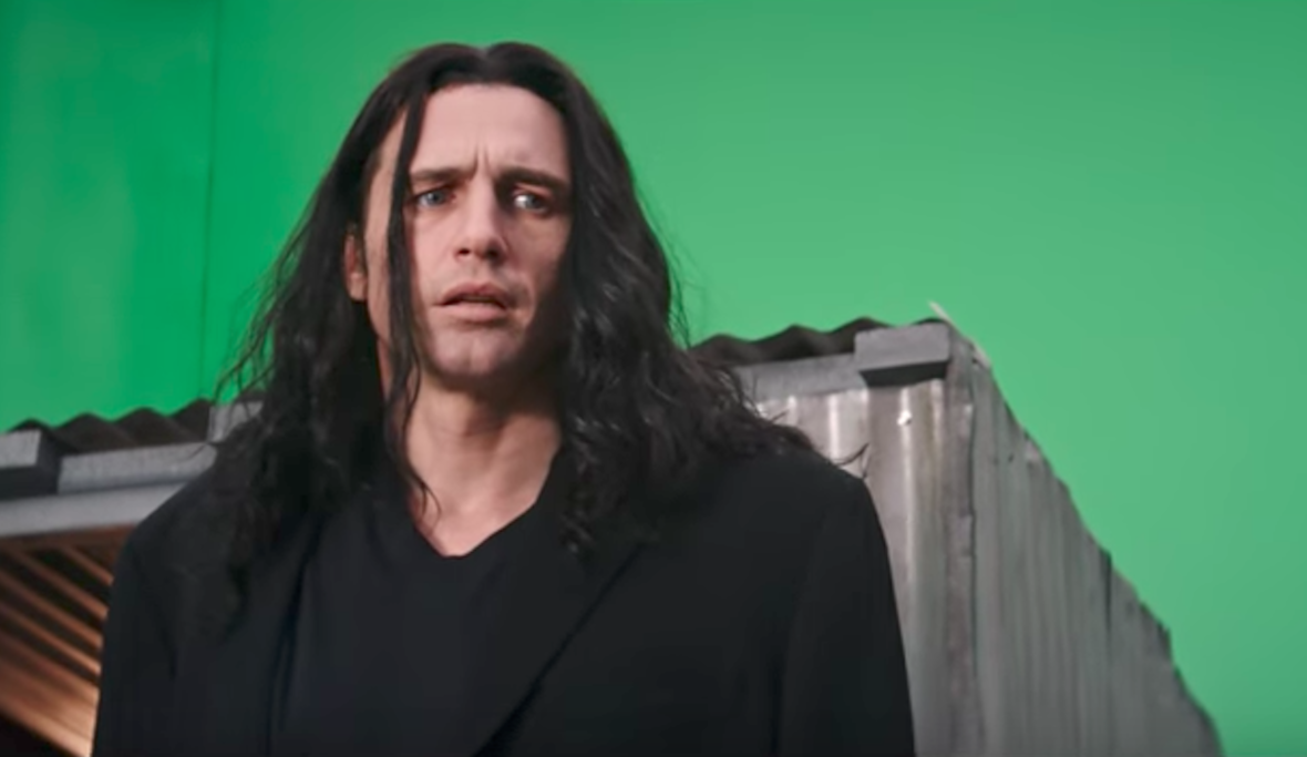 James Franco Has Made a Movie About the Worst Movie Ever Made, and It Looks Amazing