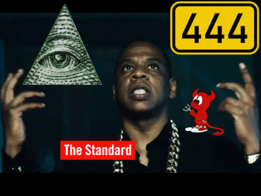 The Illuminati Satan And Numerology Conspiracy Theories About Jay Z S 4 44 Are Everywhere Kqed Pop