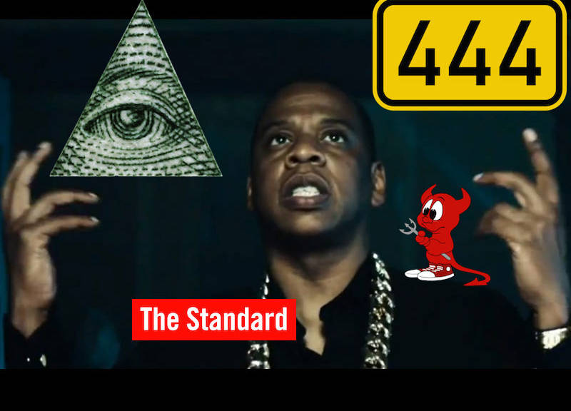 The illuminati satan and numerology conspiracy theories about jay its been just over a month since jay zs 444 album landed special attention has been paid across the board to the title track thanks to the fact that malvernweather Image collections