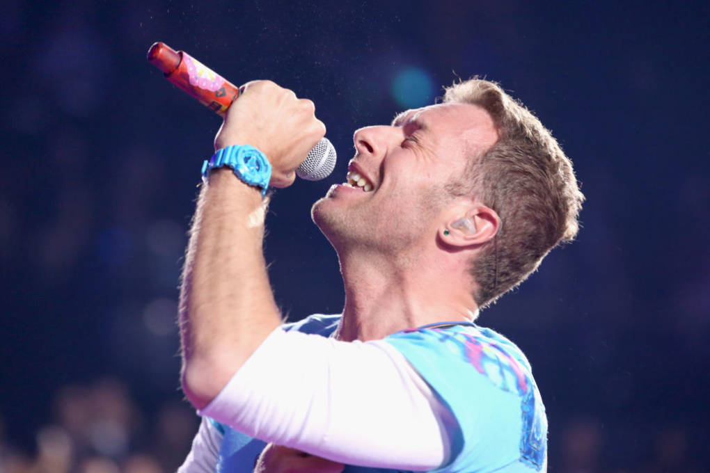 Coldplay Can't Stop Covering the Songs of the Recently Deceased