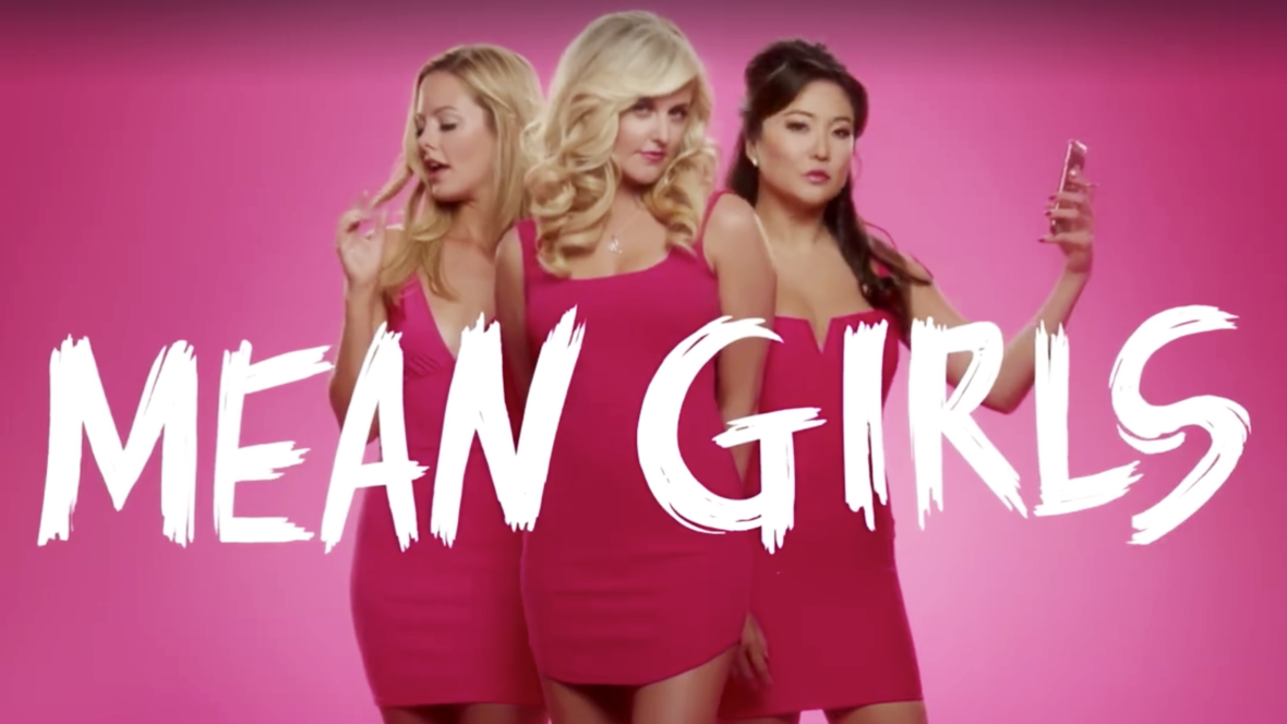 Get Your First Look at the Mean Girls Musical