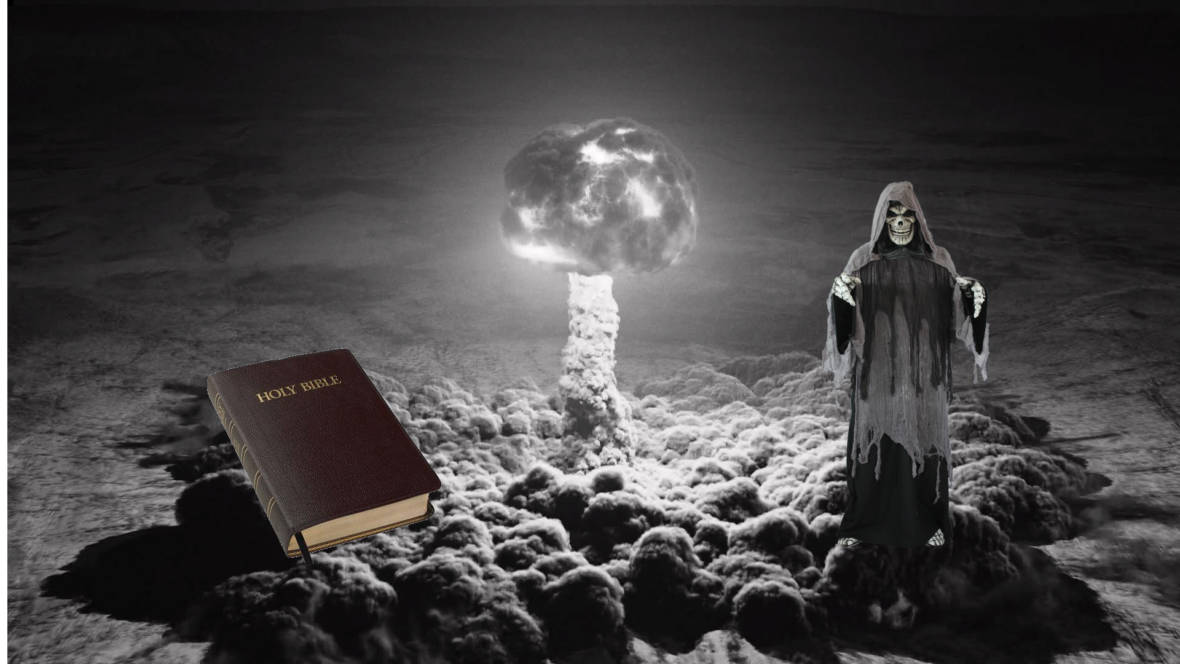 Just FYI: The Bible Says the Apocalypse Might be Happening This Month