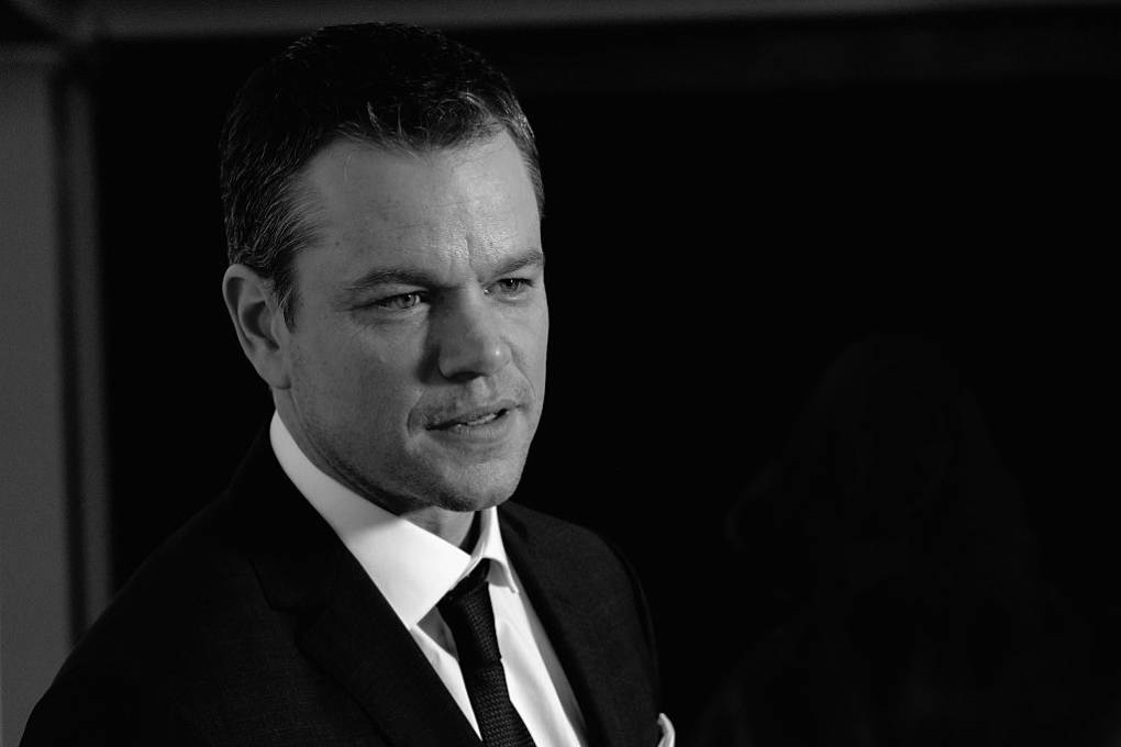 Even When Matt Damon is Apologizing, He Gets it Wrong
