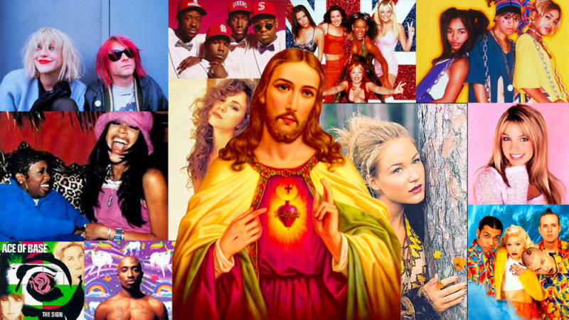 Would Jesus Listen to '90s Music?