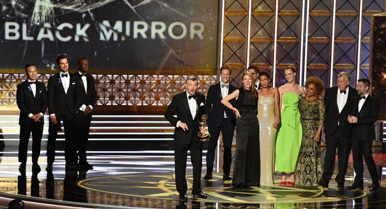 In Season 4 Of 'Black Mirror,' Power Corrupts, But Love Still Matters