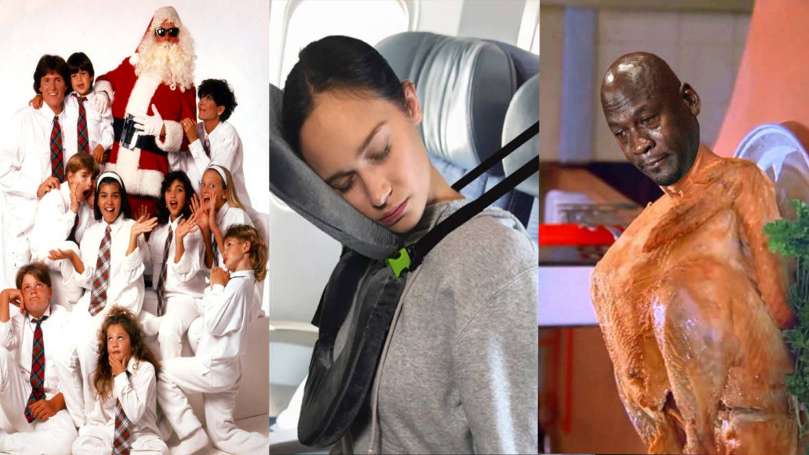 How to Survive Your Family, Long Flights and Bad Food This Holiday Season