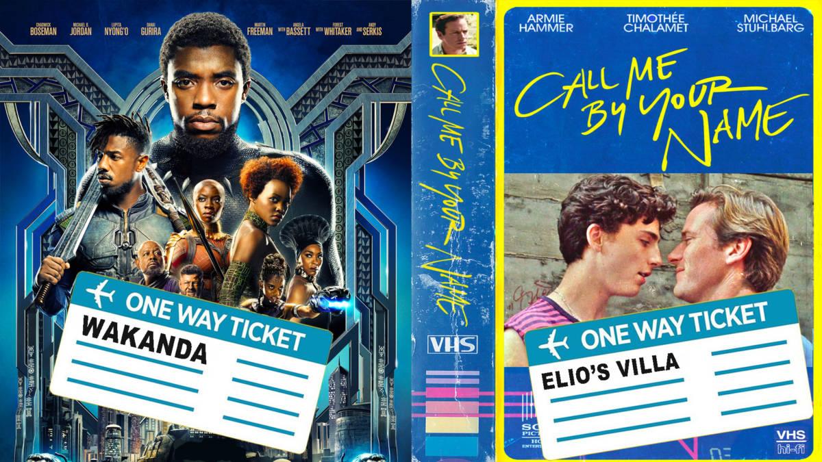 Wakanda Forever! Elio + Oliver Forever!