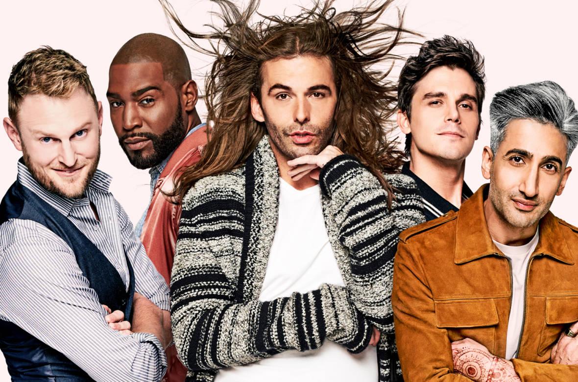 Netflix's New 'Queer Eye' is a Reboot, Not a Retread