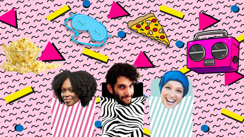 The Cooler Podcast is Throwing a '90s Slumber Party, and You're Invited!