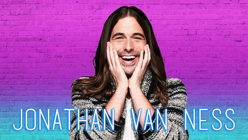 Queer Eye's Jonathan Van Ness on Turning Red States Pink