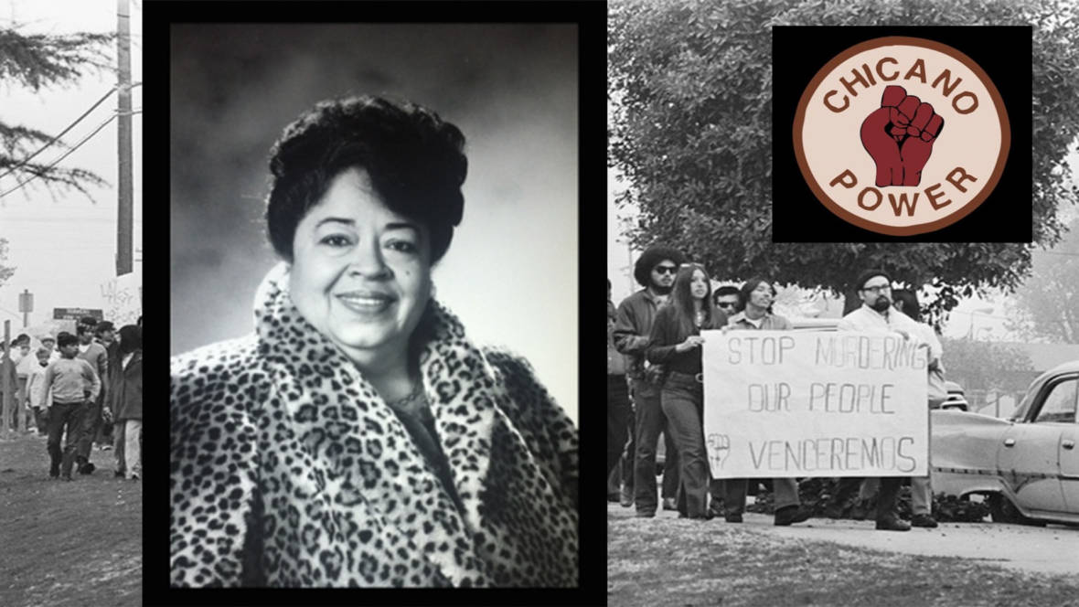 Rebel Girls From Bay Area History: Sofía Mendoza, Civil Rights Activist