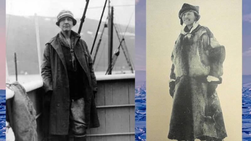 Rebel Girls From Bay Area History: Louise Arner Boyd, Arctic Explorer