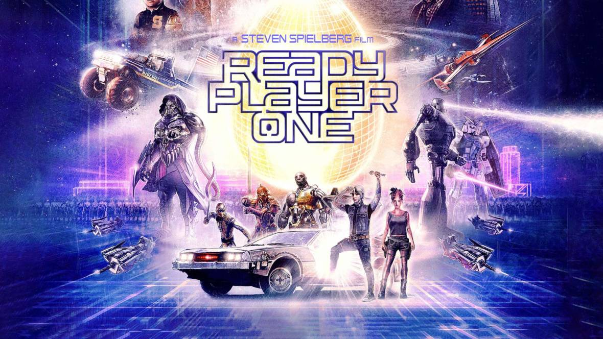 Arcade Firewall: 'Ready Player One' REALLY Loves The '80s