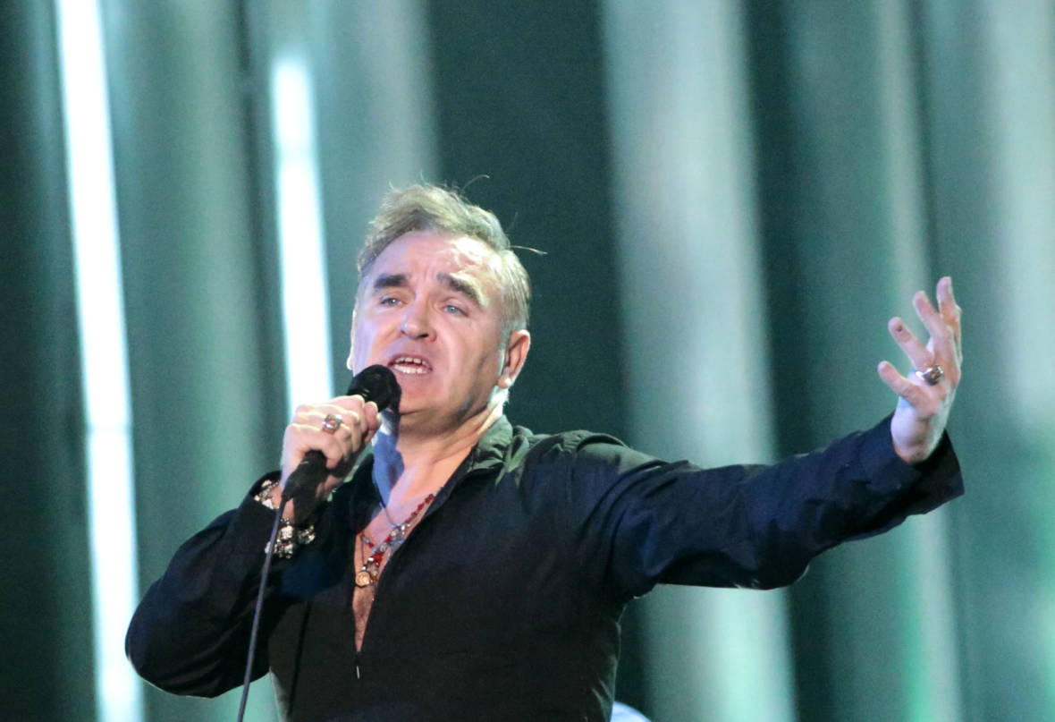 Morrissey Completes Transition Into Your Most Racist Uncle
