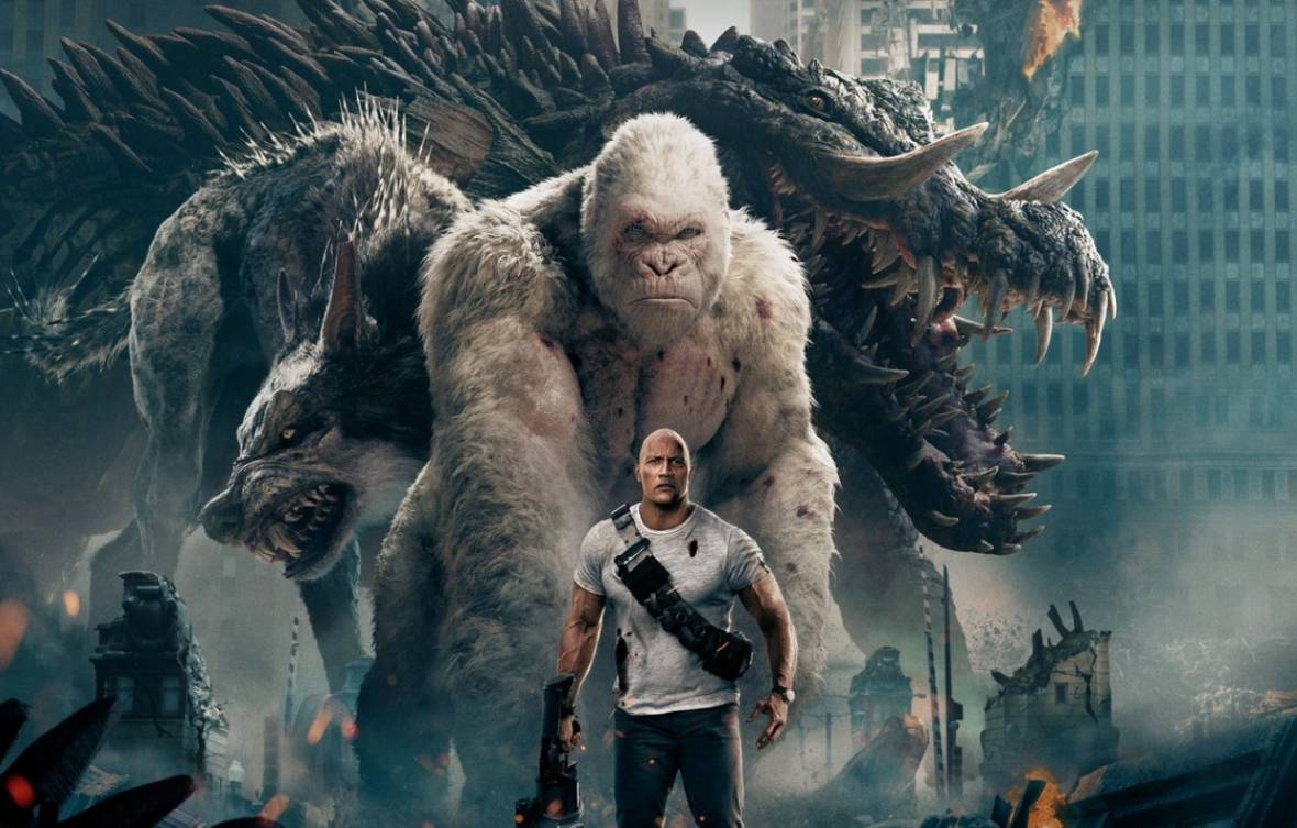 'Rampage' Lowers the Bar on Razing a City