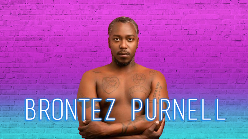 Getting Pregnant in a Jacuzzi with Brontez Purnell